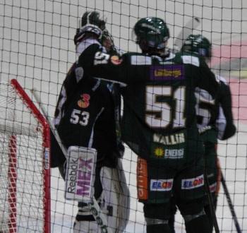 Vi har spelarna, vi har kompetensen och vi har mentaliteten!  Foto: Marie Angle/fbkbloggen