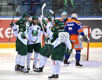 European Trophy-slutspelet i Bratislava gav mersmak! Årets målsättning är att spela slutspel i Berlin. Foto:GEPA pictures/ Martin Hoermandinger