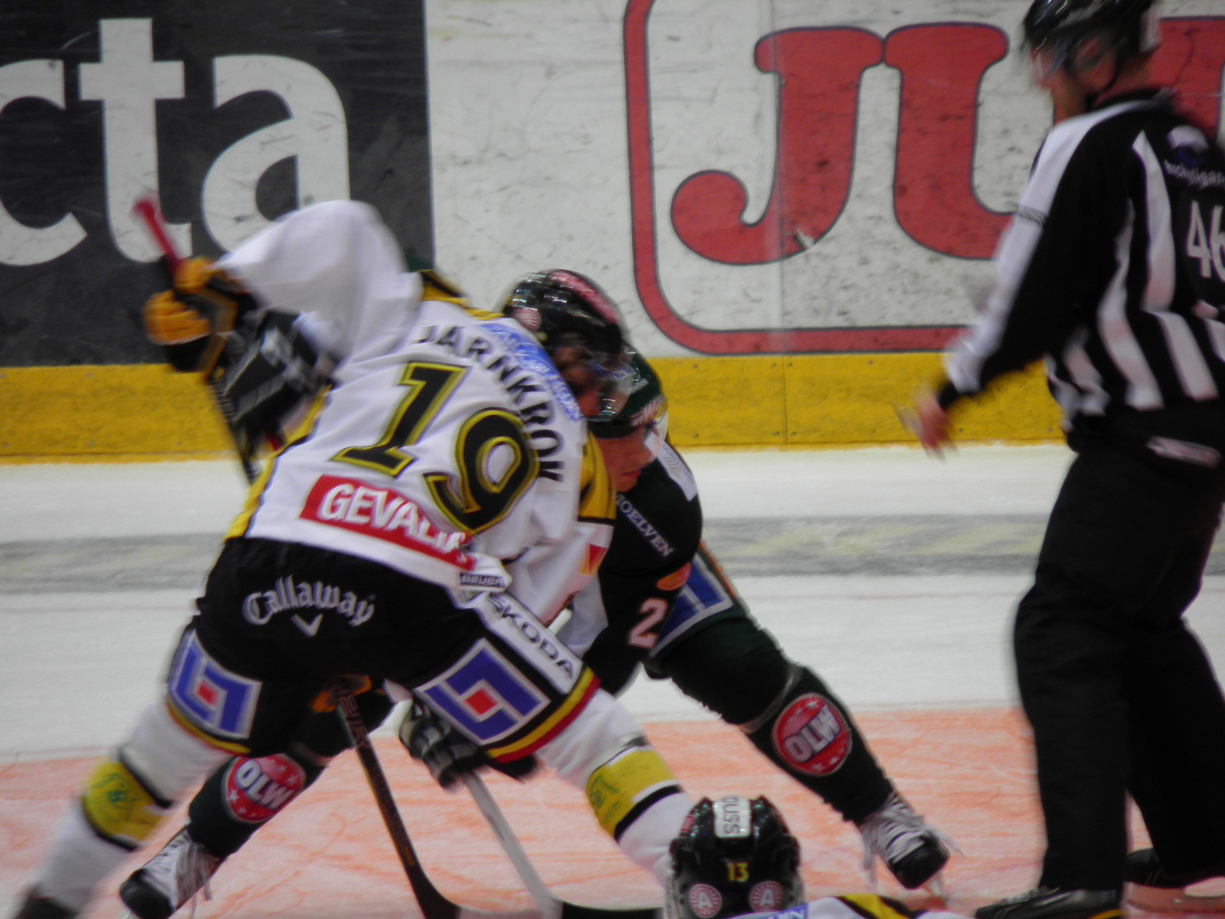 Basse och Järnkrok  Foto: Marie Angle/fbkbloggen