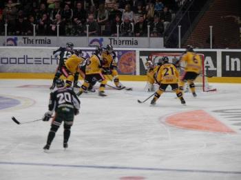 Samtliga möten med Luleå har slutat med seger för hemmalaget. Foto: Marie Angle/fbkbloggen