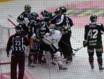 Väntar AIK i en kvartsfinal? Foto: Marie Angle/fbkbloggen