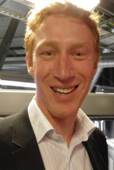 Sportchef Jörgen Jönsson har några svettiga veckor framför sig... Foto: Marie Angle/fbkbloggen