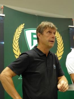 """Bo """"Kulon"""" Lennartsson, Tournament director för European Trophy är mycket nöjd över turneringens fina utveckling. Foto: Marie Angle/fbkbloggen"""