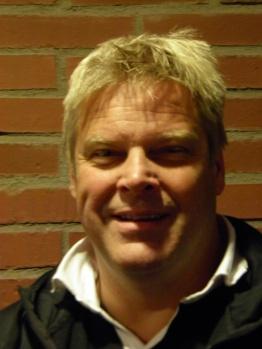 Thomas Fröberg, tränare i det lovande J20-laget. Foto: Marie Angle/fbkbloggen