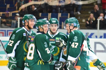 Mål!  Foto: Robin Angle/fbkbloggen