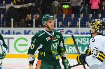 Niklas Arell stod för en bra insats och har de senaste veckorna imponerat. Foto: Robin Angle/fbkbloggen