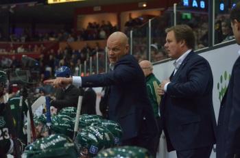 Lite att jobba med för coacherna... Foto: Robin Angle/fbkbloggen
