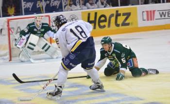 Uppoffrande spel av Tollefsen! Foto: Robin Angle/fbkbloggen