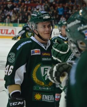 Pontus Åberg kan nog bli en som briljerar under nattens Skills... Foto: Robin Angle/fbkbloggen