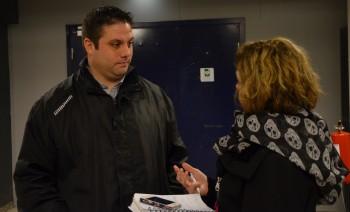 Ted Belisle jobbar som assisterande coach och rekryterare åt Bemidji State Universitys hockeylag BSU Beavers. Foto: Robin Angle/fbkbloggen